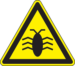 Caution, Bug